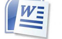 فارسی کردن اعداد در Microsoft Word 2013