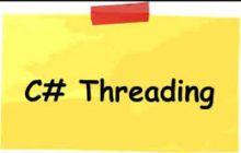 ساخت نخ (Thread) در زبان سی شارپ